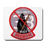 DEA Redrum Mousepad