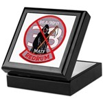DEA Redrum Keepsake Box