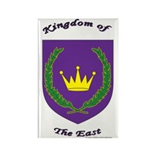 Kingdom of the East Rectangle Magnet (100 pack)
