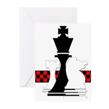 Chess Greeting Cards (Pk of 20)
