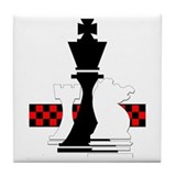 Chess Tile Coaster