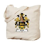 Knott Family Crest Tote Bag