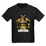 Knott Family Crest Kids Dark T-Shirt
