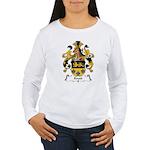 Knott Family Crest Women's Long Sleeve T-Shirt