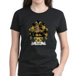 Knott Family Crest Women's Dark T-Shirt
