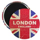 UNION JACK LONDON Magnet