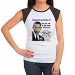 Obama Associations Women's Cap Sleeve T-Shirt