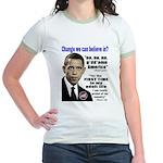 Obama Associations Jr. Ringer T-Shirt