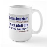 Obama Associations Large Mug