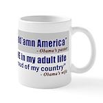 Obama Associations Mug