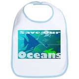 Save Our Oceans Bib