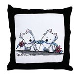 Welcome Spring Duo Throw Pillow