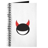 Bad Little Devil Logo Journal