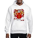 Reusch Family Crest Hooded Sweatshirt