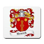Reusch Family Crest Mousepad