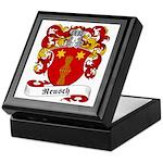 Reusch Family Crest Keepsake Box