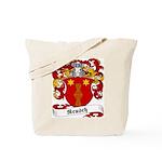 Reusch Family Crest Tote Bag