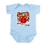 Reusch Family Crest Infant Creeper