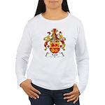 Kabel Family Crest Women's Long Sleeve T-Shirt
