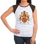 Kabel Family Crest Women's Cap Sleeve T-Shirt
