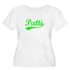 Vintage Patti (Green) T-Shirt