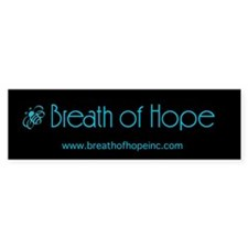 Breath of Hope's Bumper Sticker (50 pk)