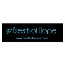 Breath of Hope's Bumper Sticker (10 pk)