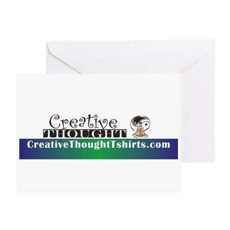 CreativeThought Greeting Card