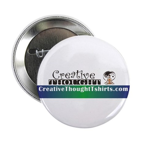 "CreativeThought 2.25"" Button"