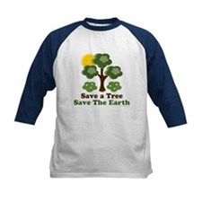 Save A Tree Save the Earth Tee