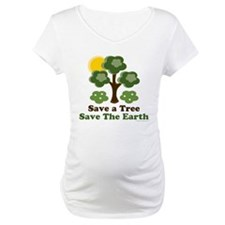 Save A Tree Save the Earth Shirt