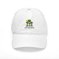 Save A Tree Save the Earth Baseball Cap