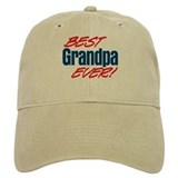 Best Grandpa Ever! Baseball Cap