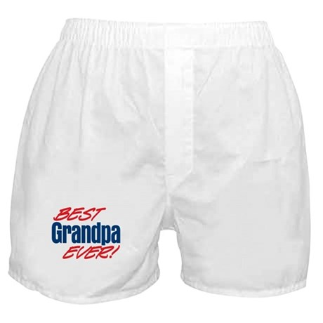 Best Grandpa Ever! Boxer Shorts