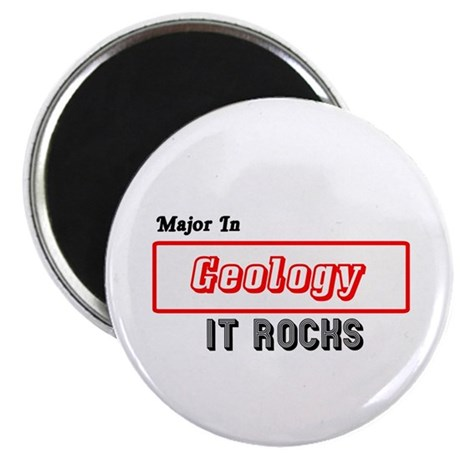 Geology It Rocks! Magnet