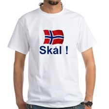 Norwegian Skal! Shirt