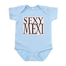 SEXY MEXI Infant Bodysuit