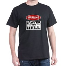 Lawyer From Hell T-Shirt