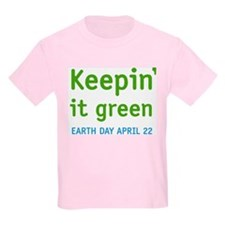 Keepin' it Green T-Shirt