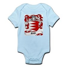 Rohr Family Crest Infant Creeper