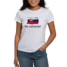Slovak Na Zdravie! Tee
