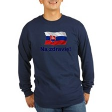 Slovak Na Zdravie! T