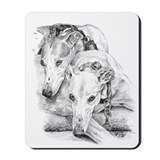 Unique Greyhounds Mousepad