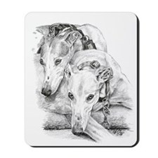 Cool Dog cancer Mousepad