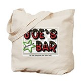 Joes Bar Tote Bag #2