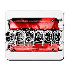 Testa Rossa Engine Mousepad