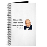Winston Churchill 20 Journal