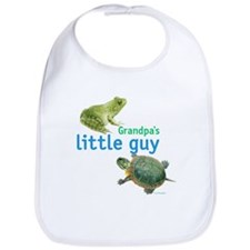 grandpa's little guy Bib