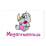 Megannocerous Postcards (Package of 8)