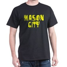 Mason City Faded (Gold) T-Shirt